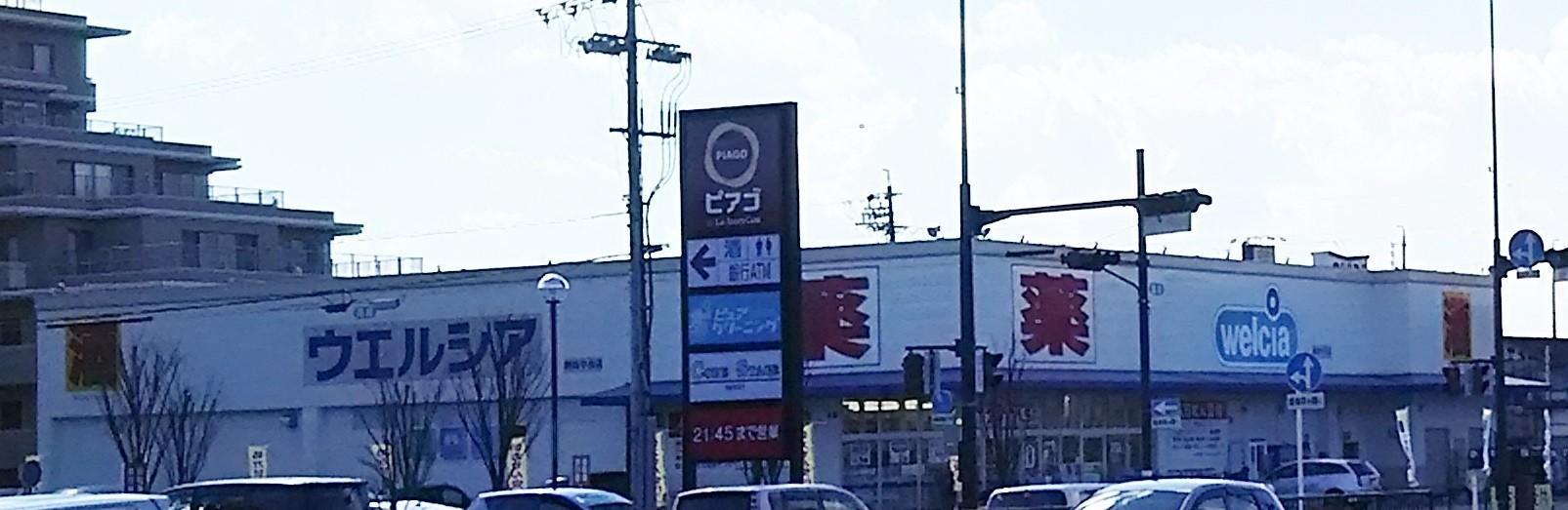 ウェルシア中田店