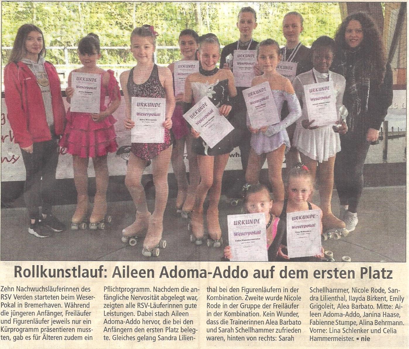 Verdener Aller-Zeitung 18.05.2017