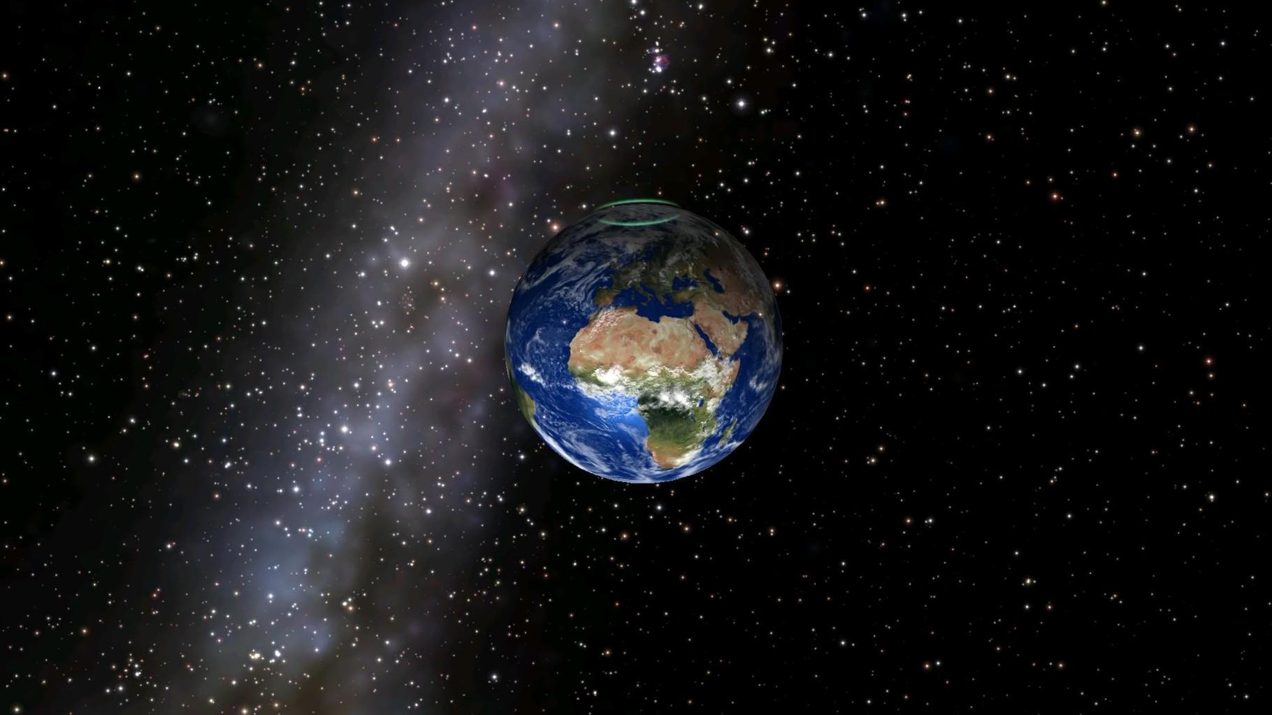 Unsere Erde - Die Perle der Perlen