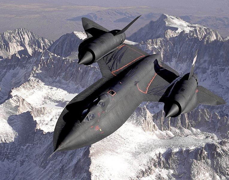 "Lockheed SR-71 ""Blackbeard"""
