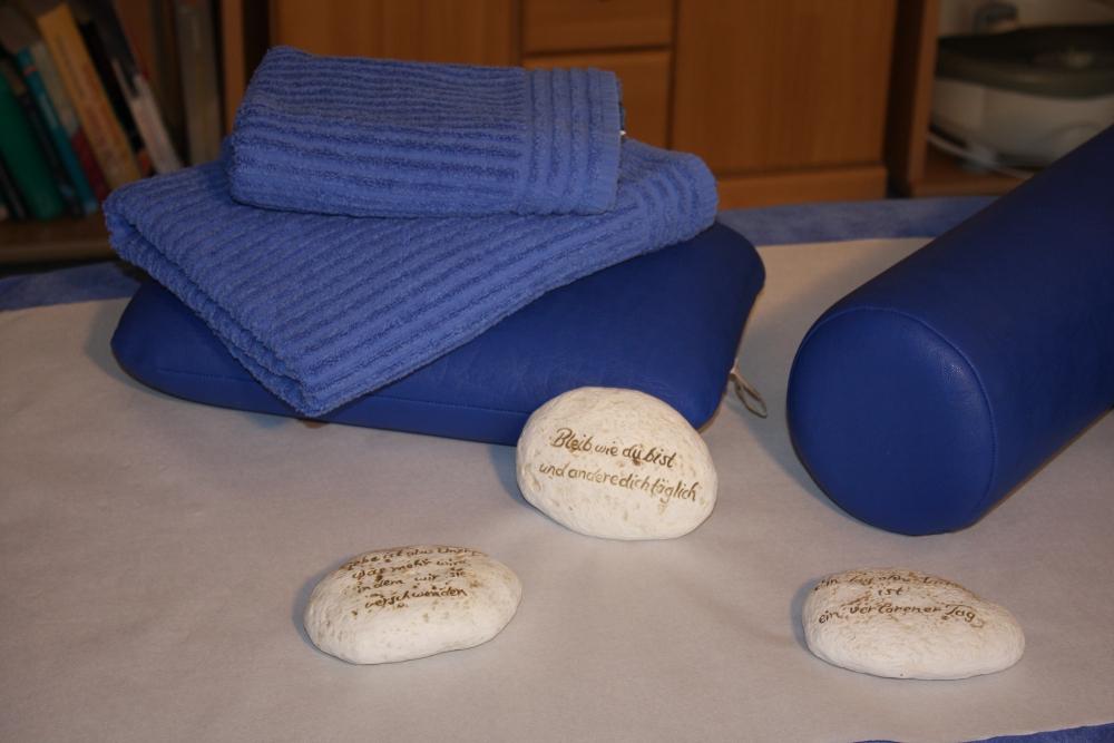 Wohlfühlambiente mit Handtuchservice