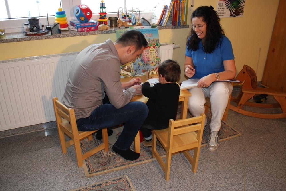 Kinderanamnese, Kinderbehandlung