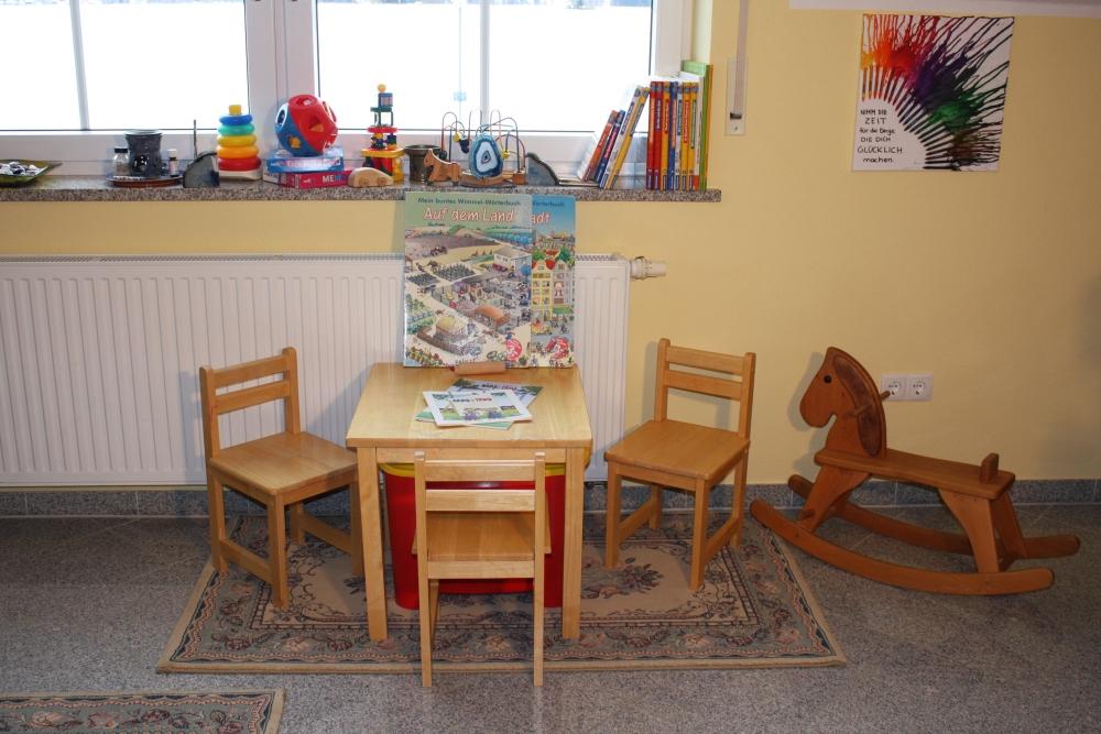 Spiel- und Leseecke für KIDS