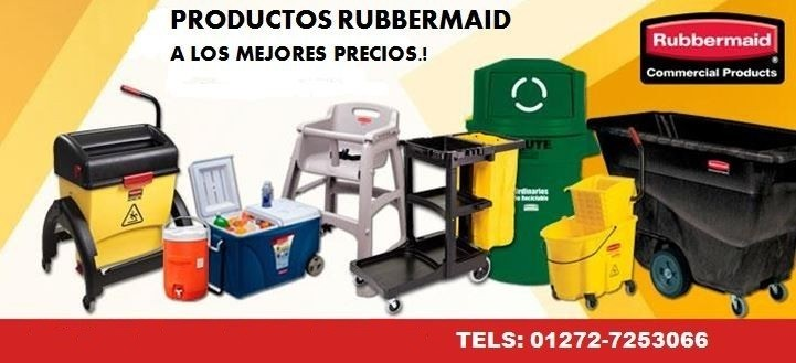 productos rubbermaid mexico estaciones de reclaje