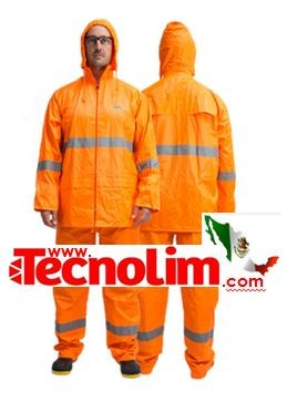 impermeable hombre