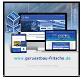 responsive Website  für HANSE UMWELT GmbH - Abbruch & Sanierung