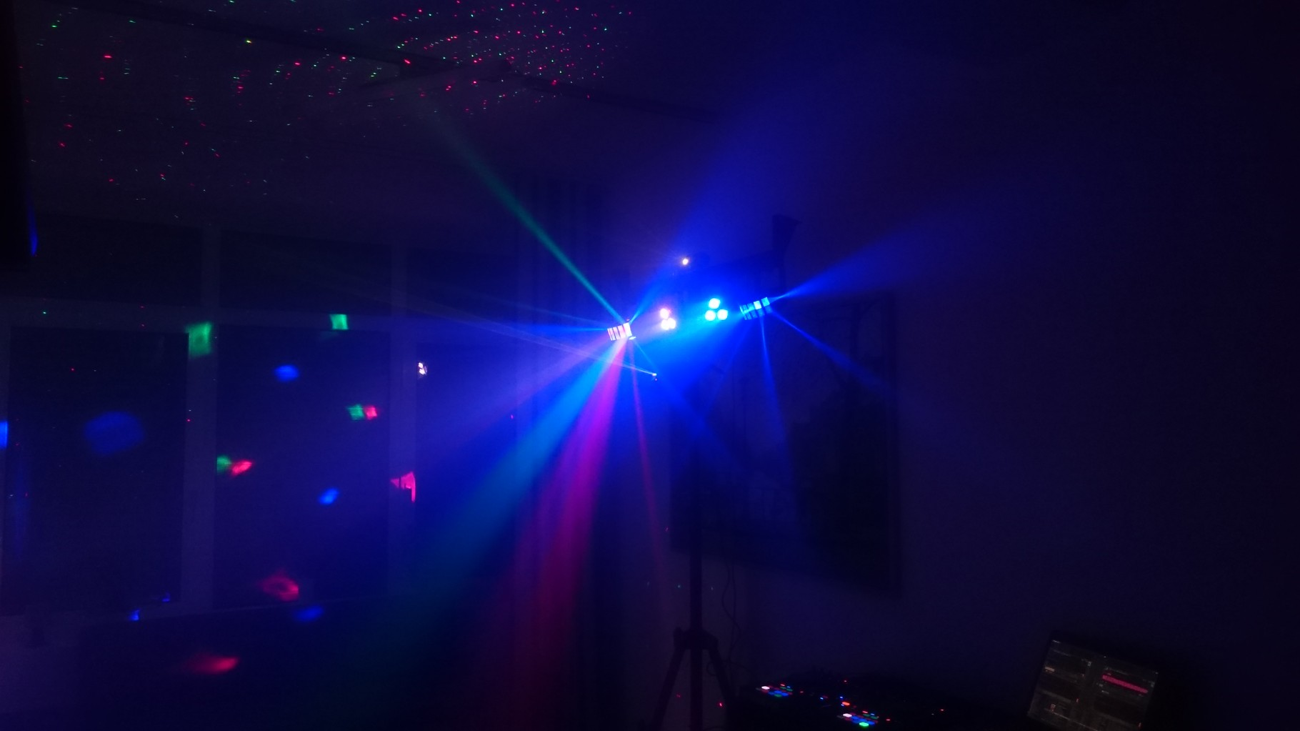 LED KLS Laser Bar