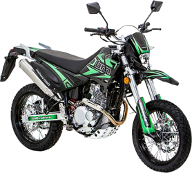 BALTMOTORS MOTARD 250