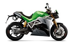 Energica Ego e-Motorcycle