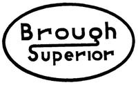 Brough Motorcycle logo