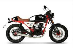 hanway motocycle