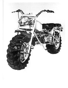 rokon motor tractor