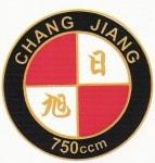 Chang Jiang motorcycle logo