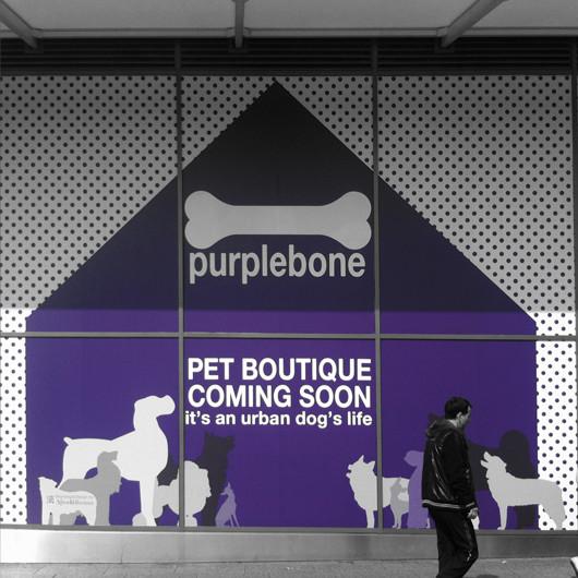 ansicht hoarding purplebone, mario hecht, afroditi krassa