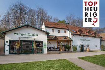 Herkunft der Weine im Winzerhof Küssler, Weinviertel
