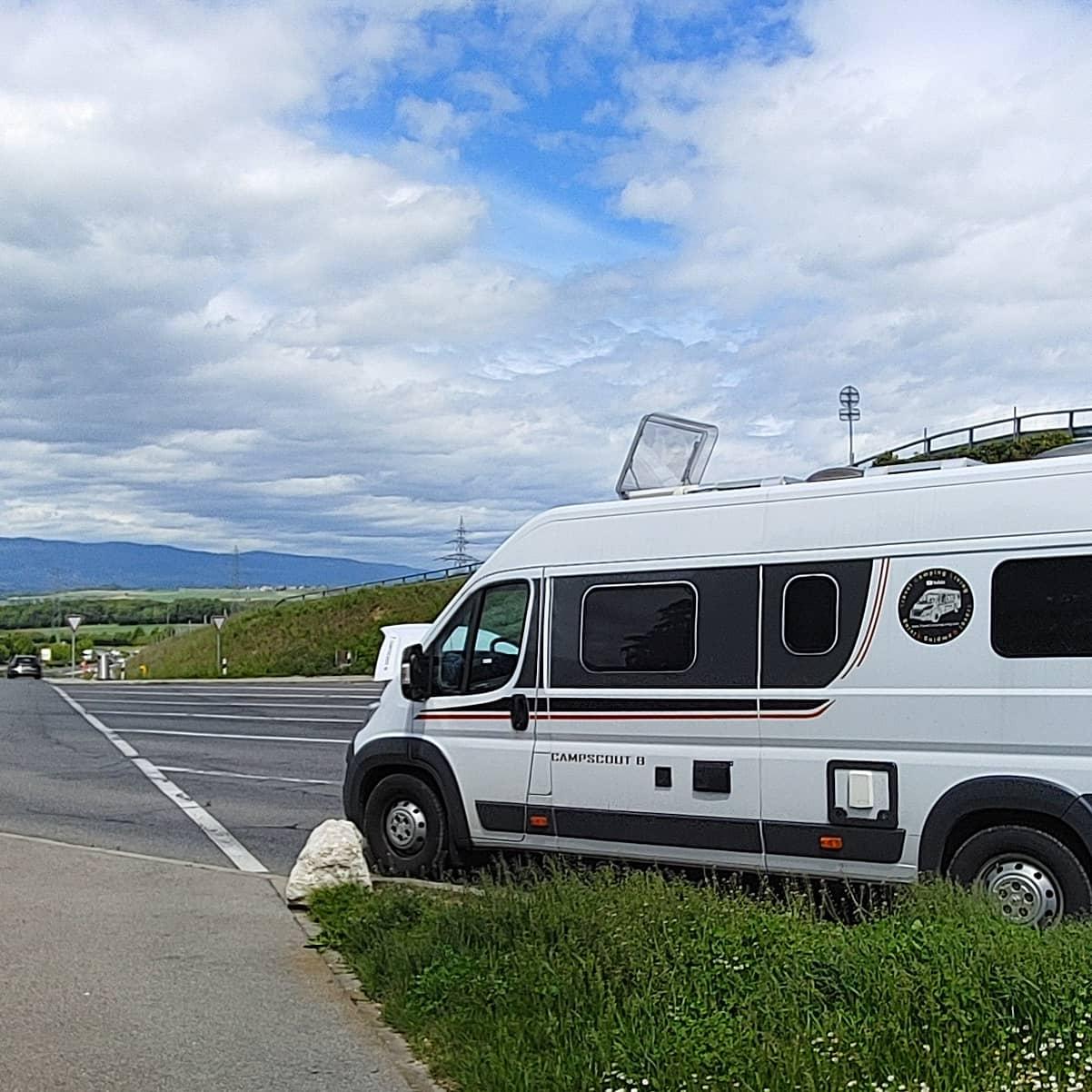 #265.5 Business Trip nach Lausanne - Wir bleiben liegen!