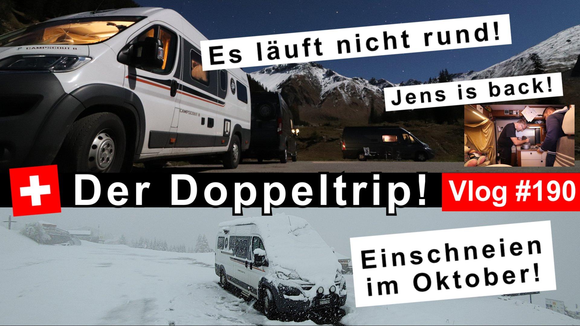 #190 Er ist zurück - Berner Oberland Tour mit Jens und Ädu