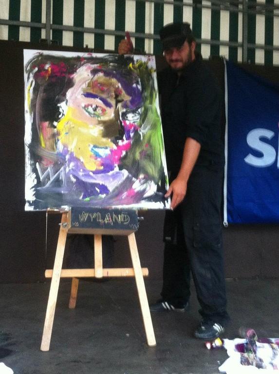 Wyland, un artiste performer talentueux !