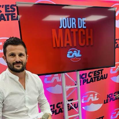 LE STUDIO CHLOE TV AU SERVICE DU SPORT