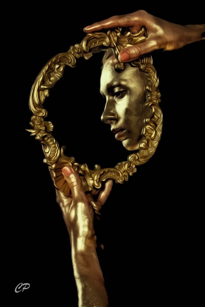 the mirror © Cornel Krämer