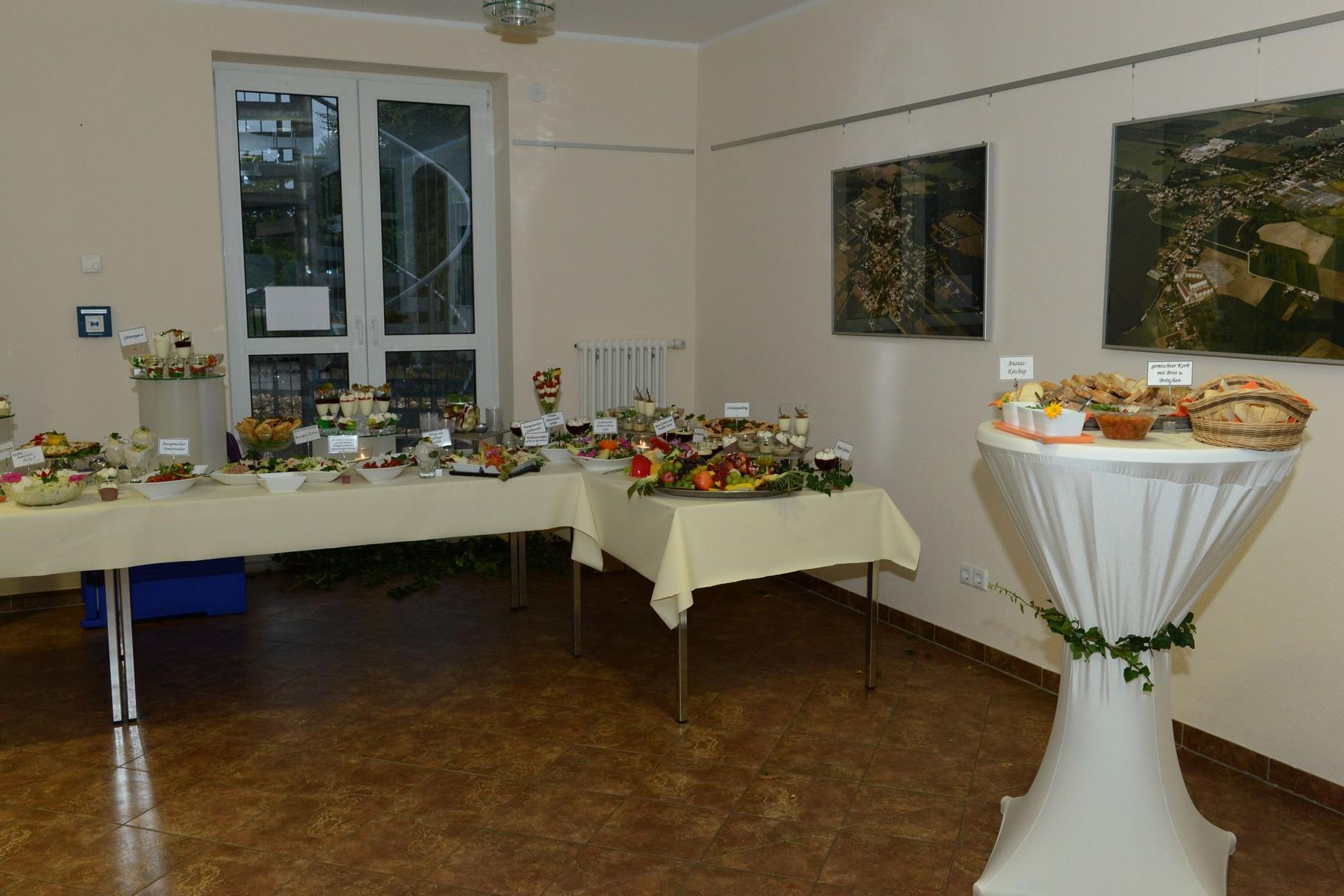 Hochzeit im Kulturhaus