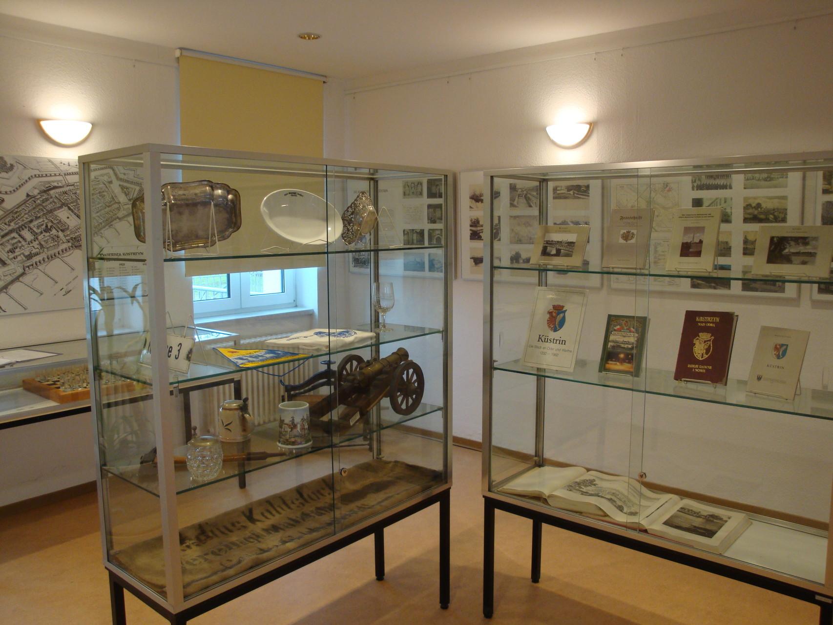 Museum und Ausstellung Verein für die Geschichte Küstrins e.V.