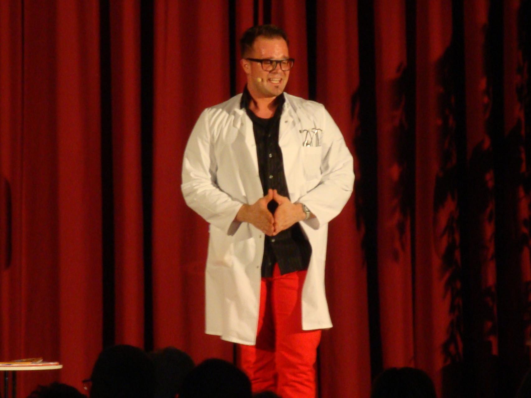 Kabarett mit Bob Lehmann
