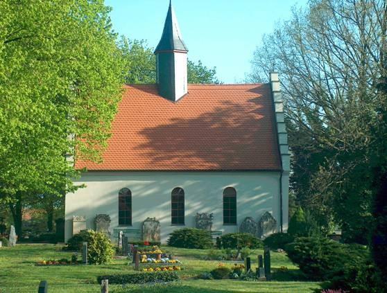 Friedhofskapelle Sankt Georgii