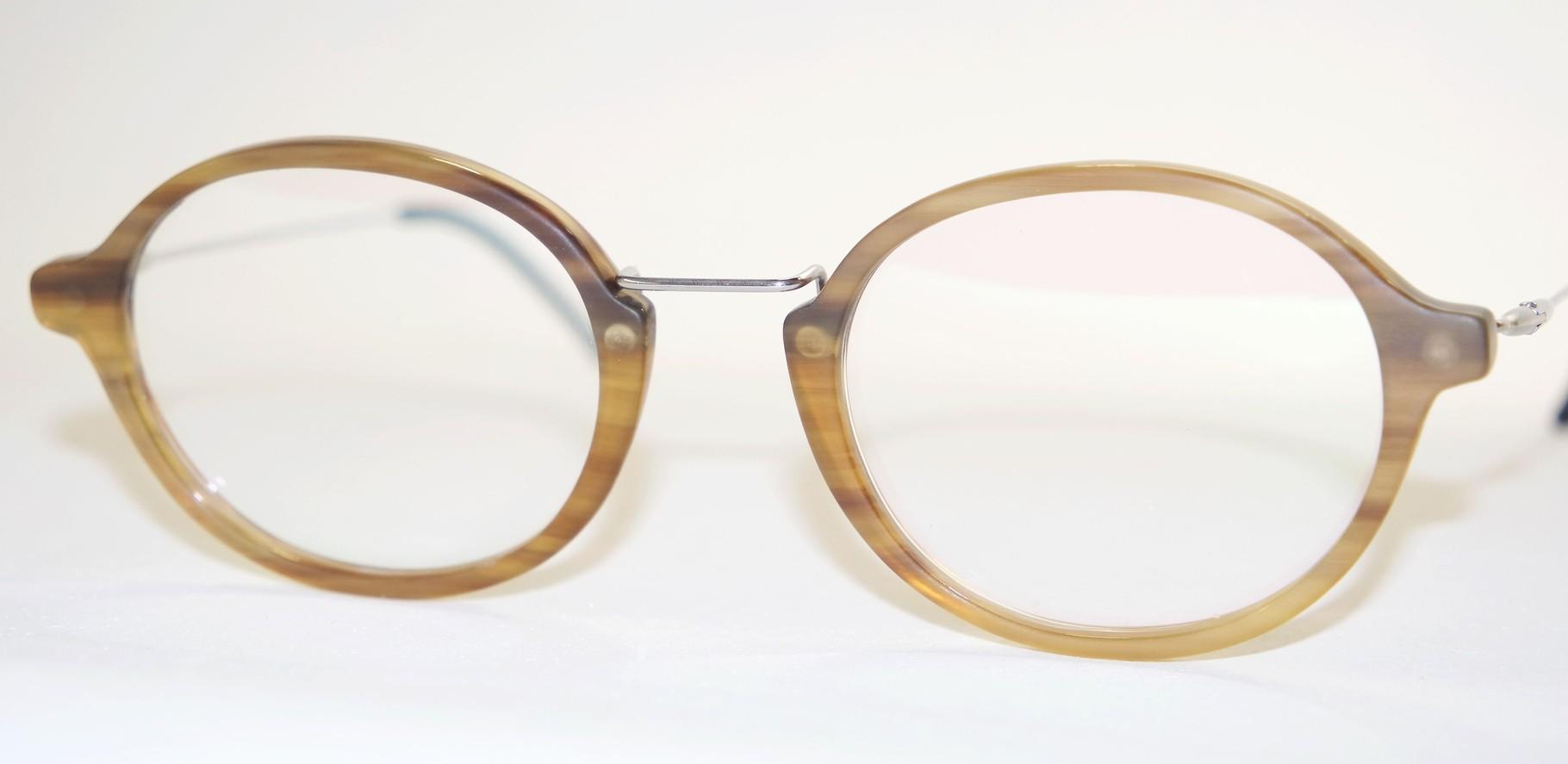 Büffelhornbrille aus Hamburg