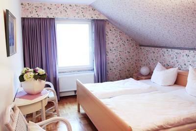Schlafzimmer 1 - Ferienwohnung Bellevue