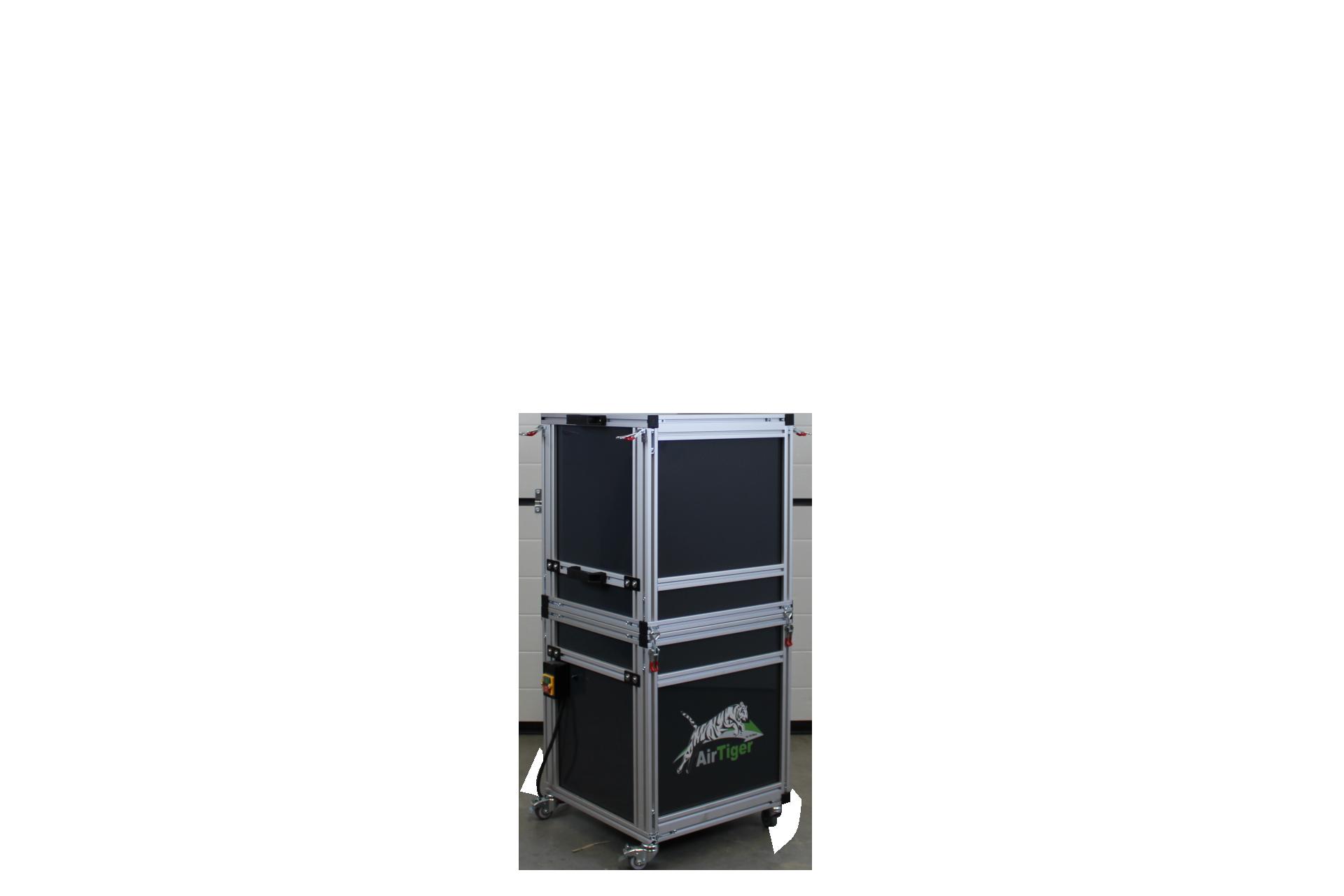 AirTiger + Vorfilter-Modul