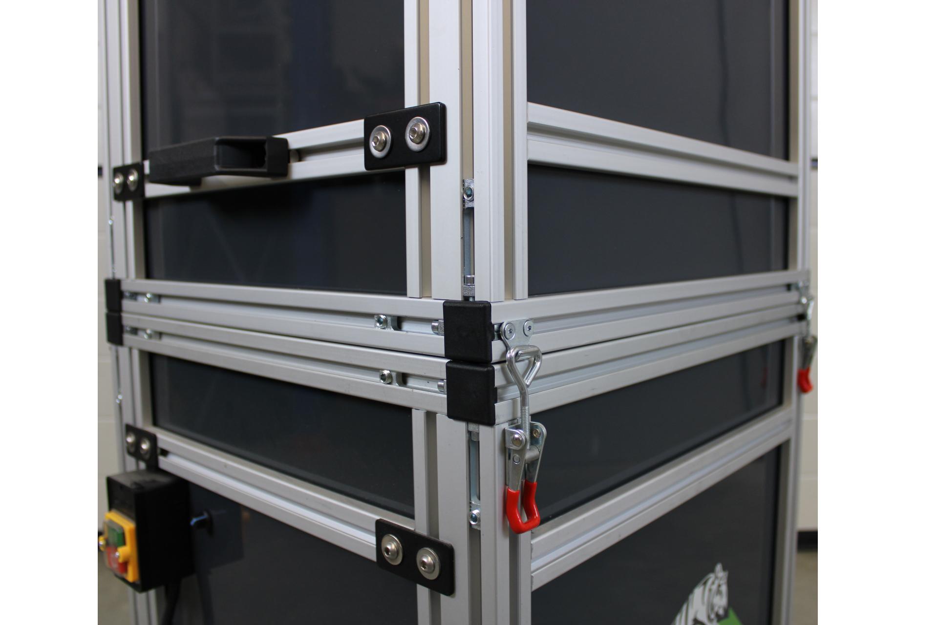 Installation des Vorfilter-Modules