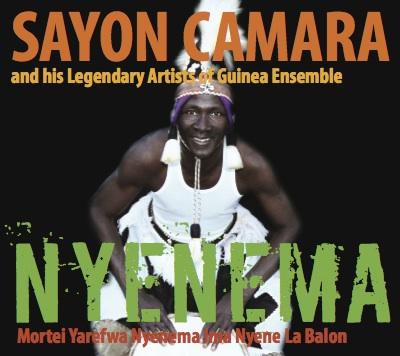 Sayon Camara CD #2
