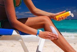 Häufigster Fehler: Sonnenschutz zu sparsam auftragen