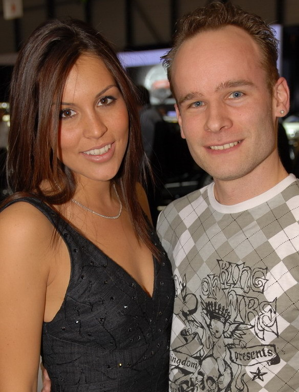 Amanda Ammann. Miss Schweiz 2007