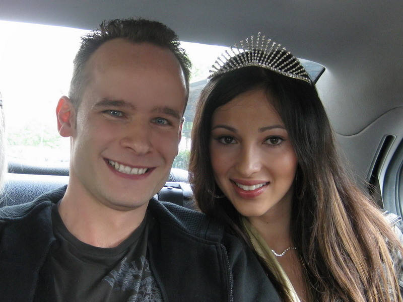 Valeria Bystritskaia, Miss Universe Germany 2011
