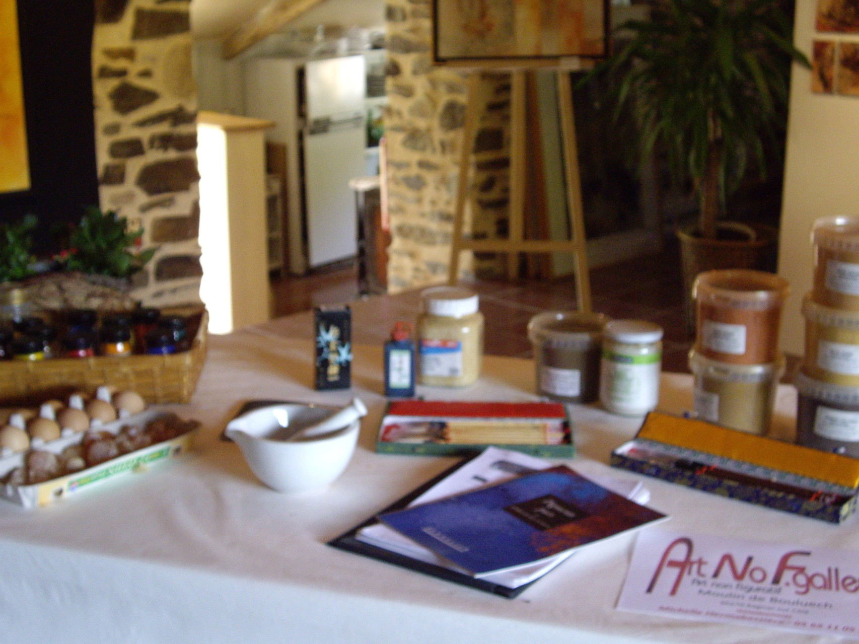 """Journées nature de Midi-Pyrénées"" du 24 mai au 1er juin 2008 Moulin de Bouluech"