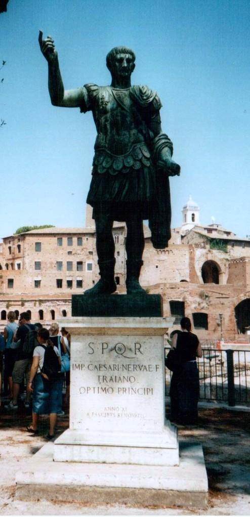 Trajan, optimus princeps, Trajansforum
