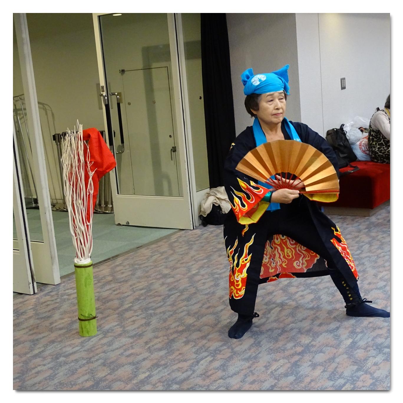 アトラクション(新日本舞踊)