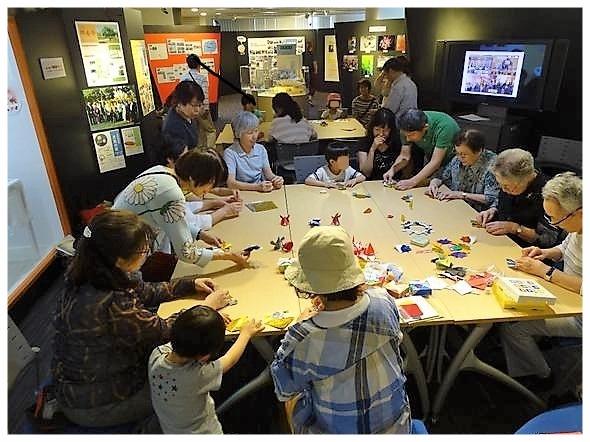 折り紙教室(体験)