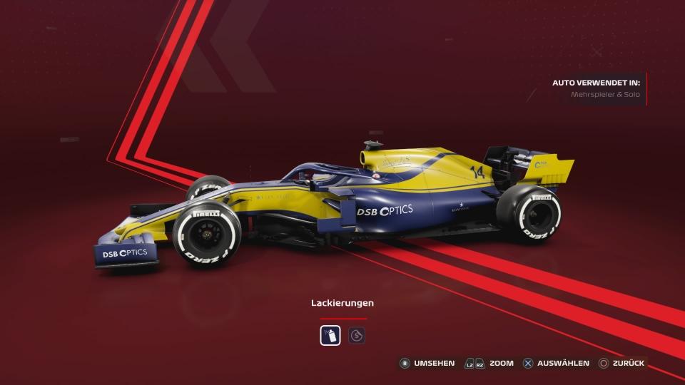 G○ld€n Gr@¡n¡ng F1 Team
