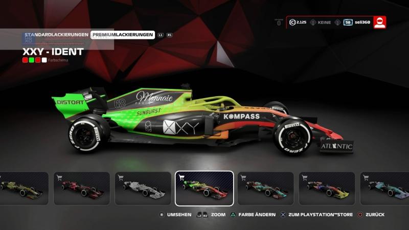 F1 Liga TV