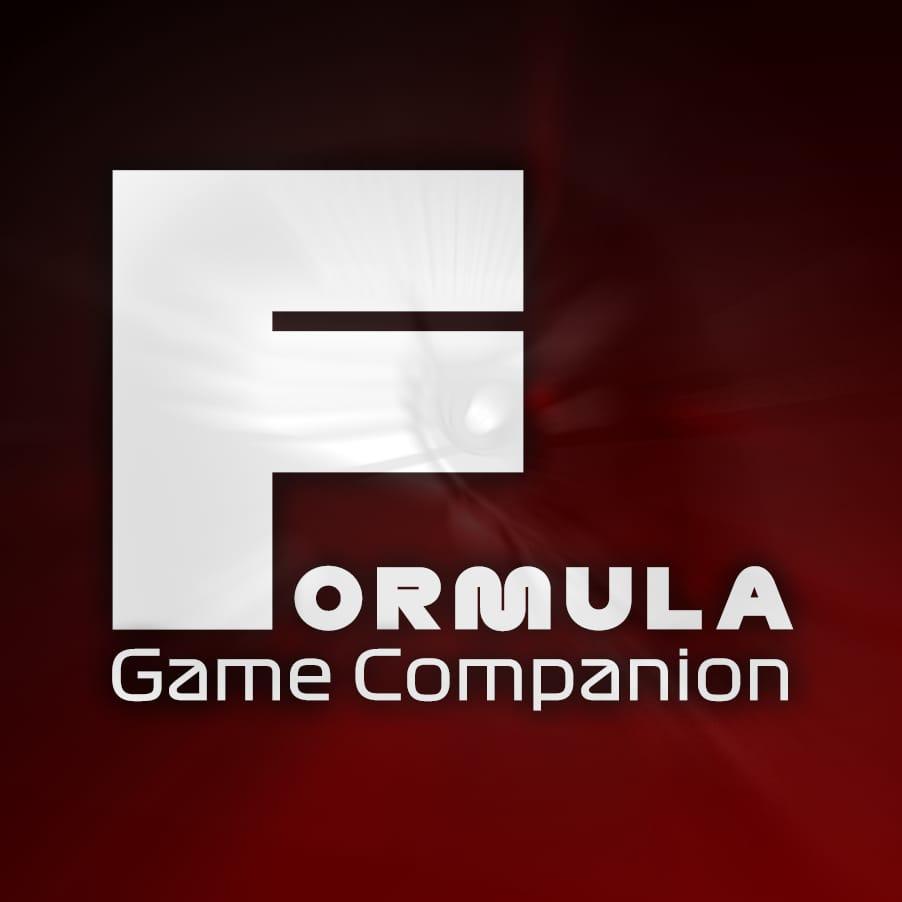 Ein Partner der Formula Game Companion