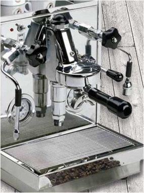 Kaffeemaschine vom Bistro Favorita