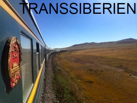 Le Transsibérien et ses grands horizons