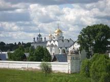 Anneau d'Or - Région de Moscou - voyage Russie