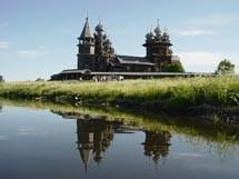île de Kiji - de Saint Pétersbourg en Carélie - voyage Russie