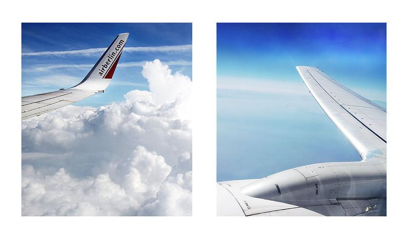 Flug nach Griechenland 2006