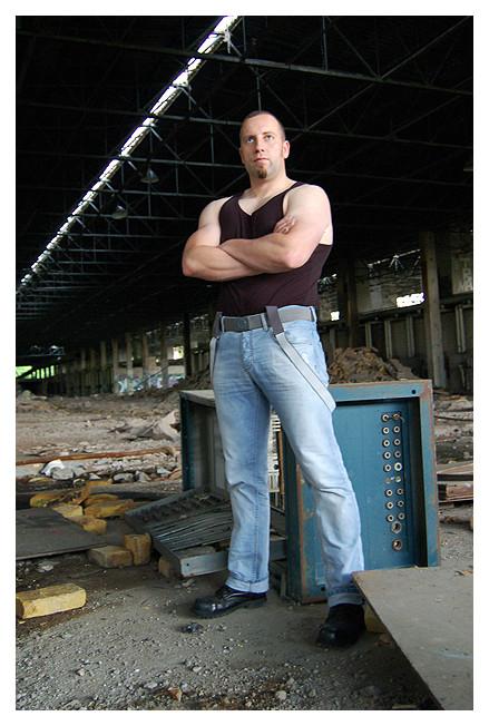 Model: Daniel K.
