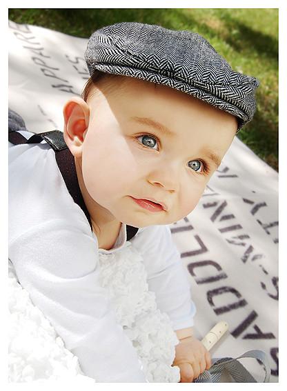 Model: Der süße Niklas